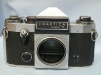 Praktica  Super TL M42 SLR Camera £3.99